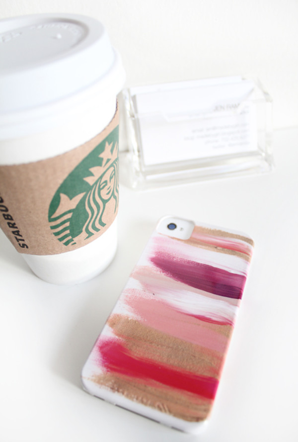 phone cover iphone case pastel painting iphone cover