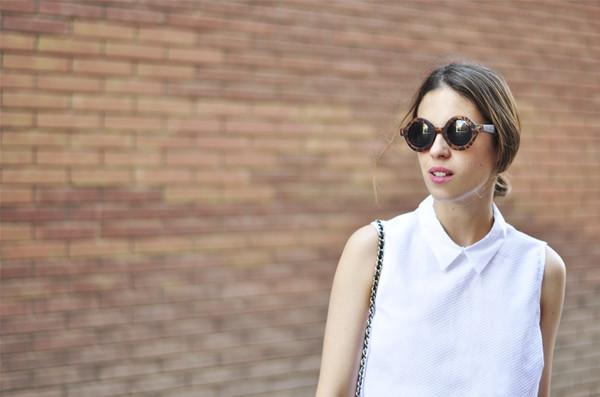 sunglasses turtle dansvogue blogger