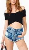 Zipper Croptop - Juicy Wardrobe