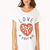 Pizza Lover Sleep Shirt | FOREVER21 - 2000089806