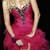 #251 Beading Elegant Puff Dress – Dresses Up