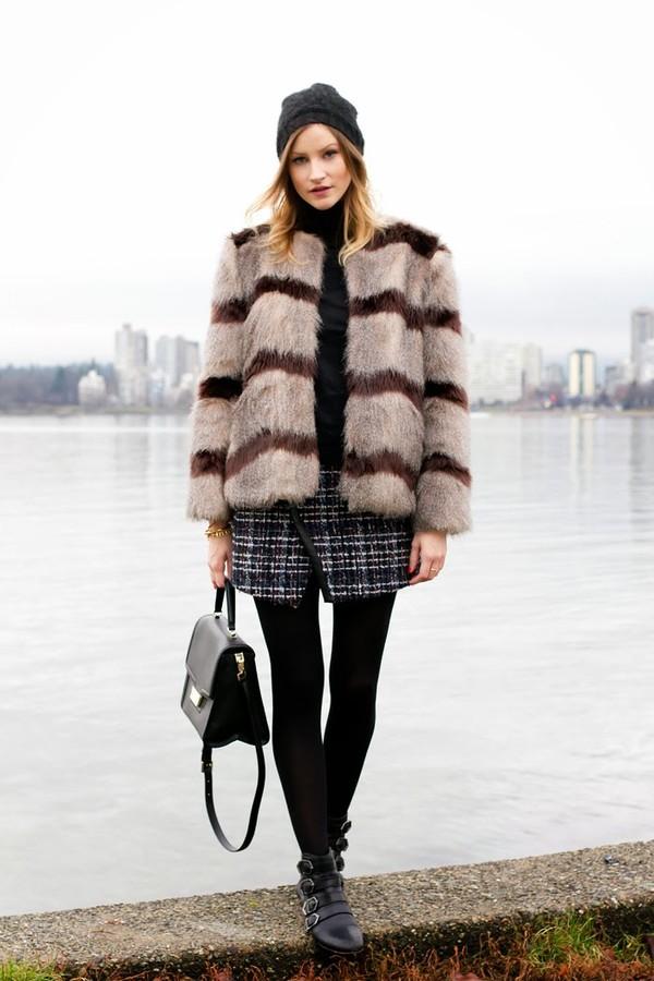 styling my life coat t-shirt skirt shoes bag hat jewels