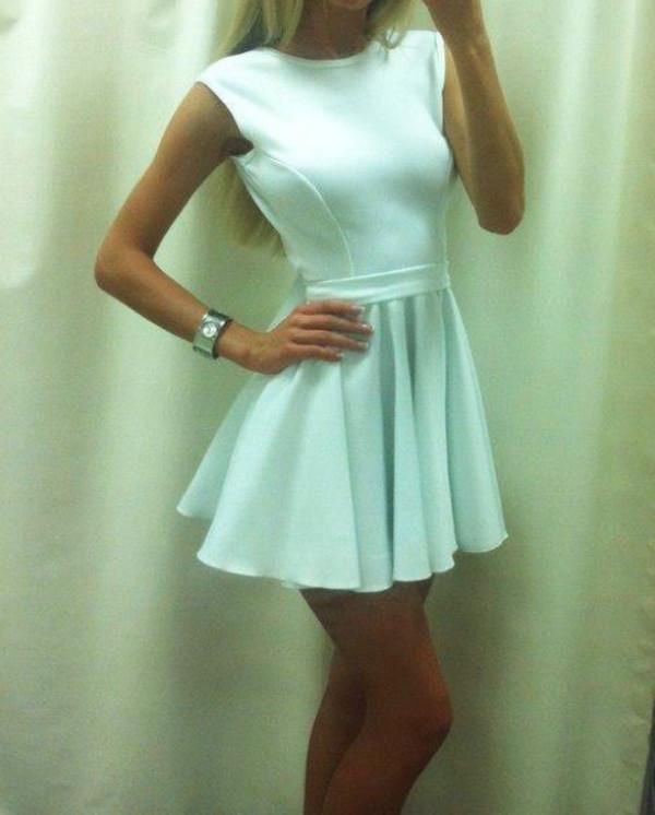 dress cute dress white dress short dress prom dress skirt sparkly dress summer dress tumblr dress beige dress nude nude dress white