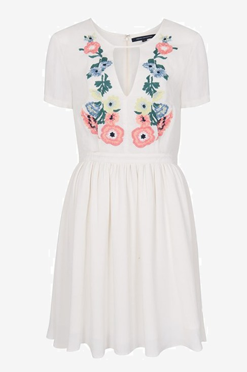 Melrose Stitch Dress - Dresses - French Connection Usa