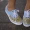 Diy studded sneakers   vans giveaway – honestly wtf