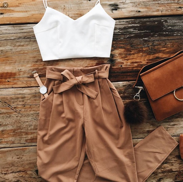 Paper Bag Pants Outfits Iucn Water