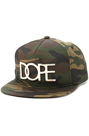 Dope Hat 24k in Camo -  Karmaloop.com