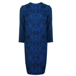 BY MALENE BIRGER Zag Long Sleeve Dress - Flannels
