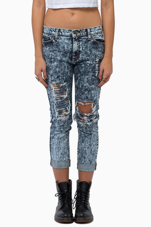 Take My Boyfriend Jeans - Tobi