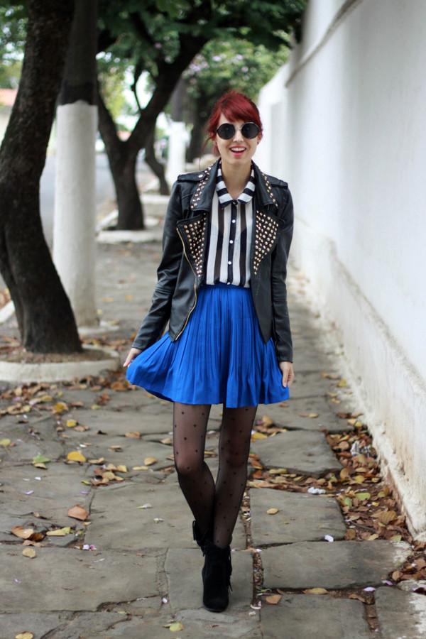 my name is glenn shirt jacket skirt shoes jewels sunglasses