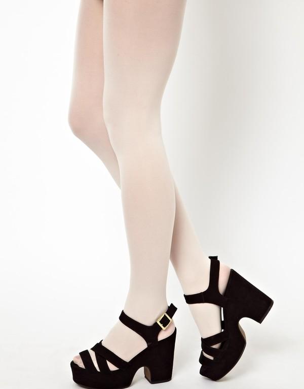 shoes black asos high heels black high heels platform shoes