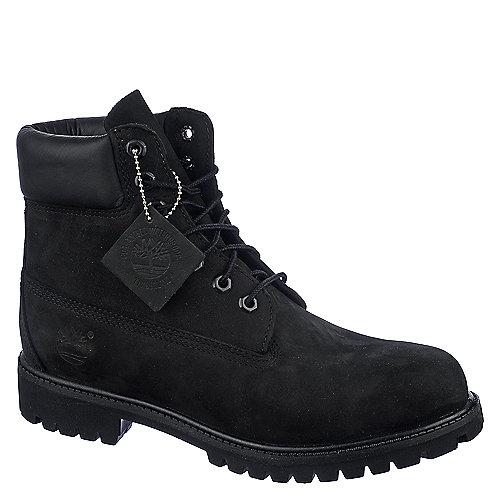 Buy Timberland Mens 6 Inch Premium Black Boots | Shiekh Shoes