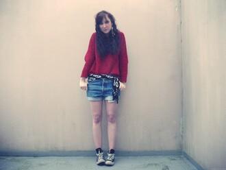 slanelle sweater