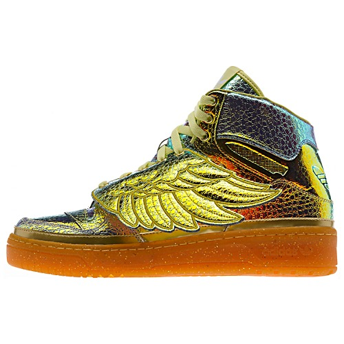 adidas Jeremy Scott Foil Wings Shoes