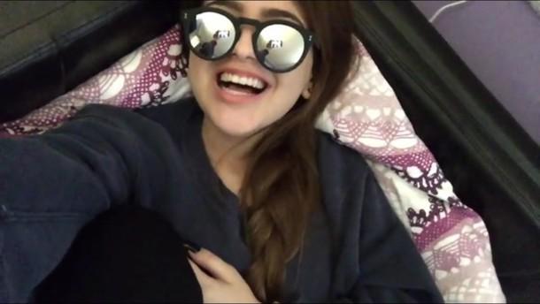 sunglasses mirrored sunglasses grunge