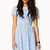 Daisy Print Dress w/ Belt | FOREVER 21 - 2035698282