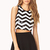 Mod Sequined Crop Top | FOREVER21 - 2031557916