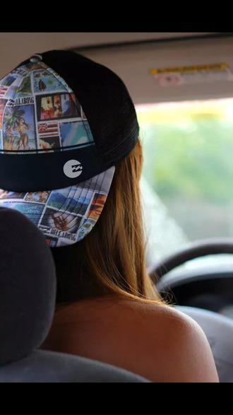 hat billabong sun hat