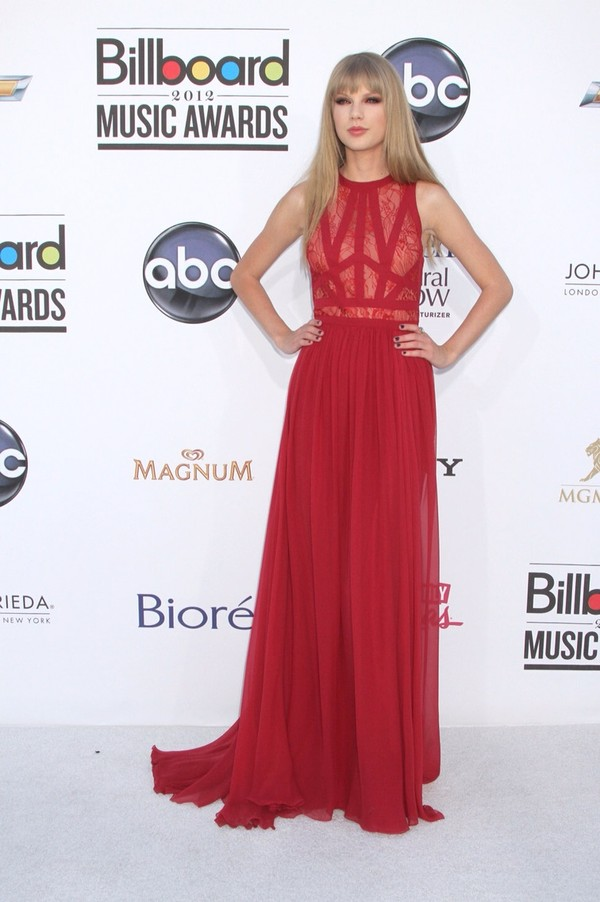 dress taylor swift red dress