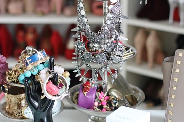 fashionhippieloves jewels shoes blouse belt jacket bag