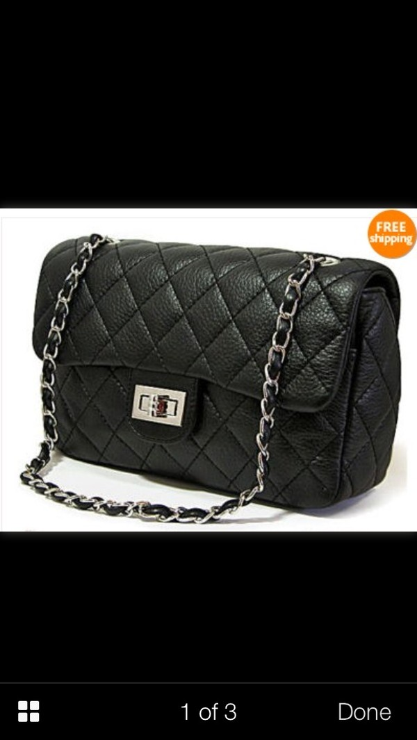 bag black handbag