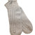 Bamford Grey Cashmere Travel Socks   Sleepwear by Bamford   Liberty.co.uk