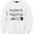 Radiate Positive Vibes Sweatshirt | Yotta Kilo on Wanelo