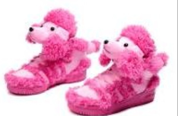shoes adidas jeremy scott hot pink poodles wavy