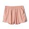 Blush chiffon shorts | shop fashion distraction