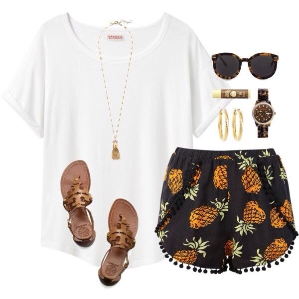 shorts pineapple print black t-shirt white crop tops pineapple pattern pants shirt dolphin shorts shoes pineapple pattern pineapple shorts pineapples shorts pineapple cute shorts black shorts pineapple black shorts white top