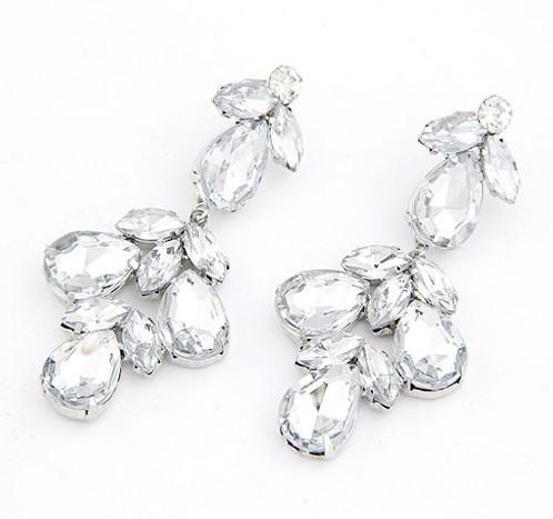 Big Fashionhand woven Resin Earrings Wholesale Stone Earrings(Min Order is 10$)-in Drop Earrings from Jewelry on Aliexpress.com