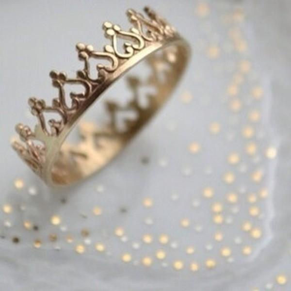 jewels ring crone heart little sweet