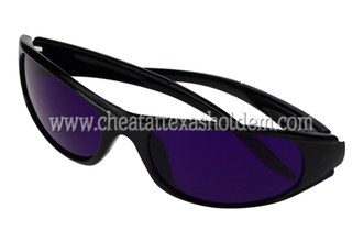 sunglasses mark cards