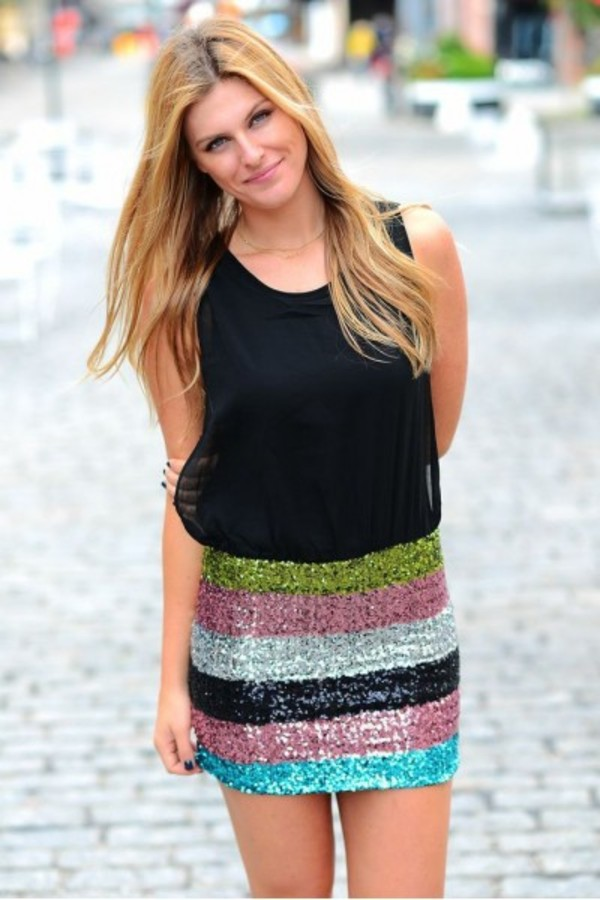 dress style sequins ootd look of the day instagram instastyle fashion blogger style blogger