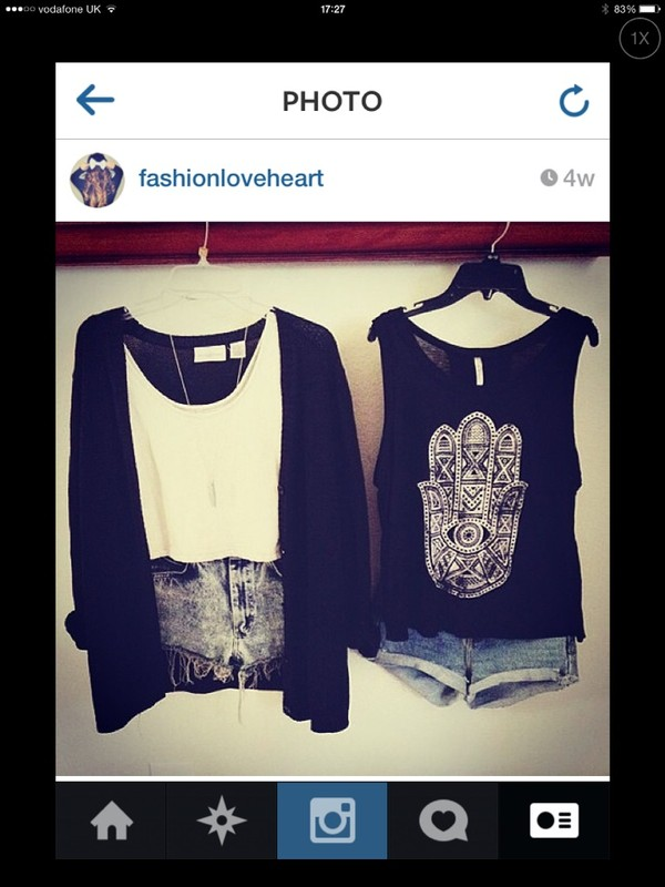 t-shirt top outfit