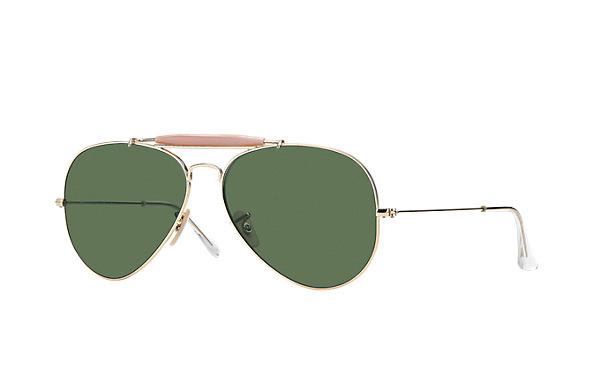 Ray-Ban RB3029 L2112  62-14 Outdoorsman Ii  Sunglasses | Ray-Ban USA