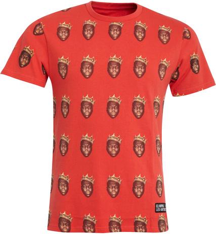 Eleven Paris T-shirt Biggie 97 / Rouge   E-shop Citadium