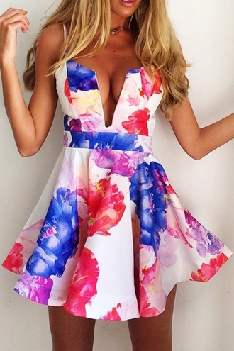 dress zaful floral floral dress cute dress summer summer dress girl girly shopping style free shipping