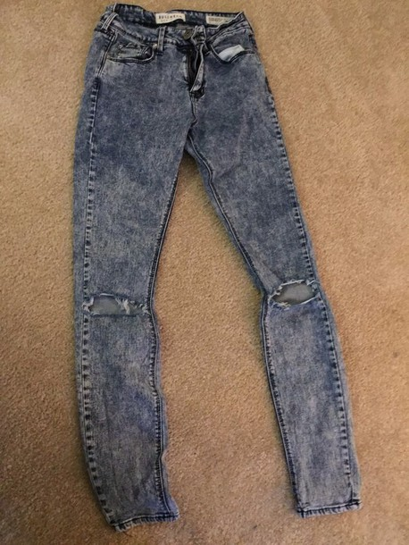 jeans denim high high rise style fall outfits high waisted jeans ripped jeans