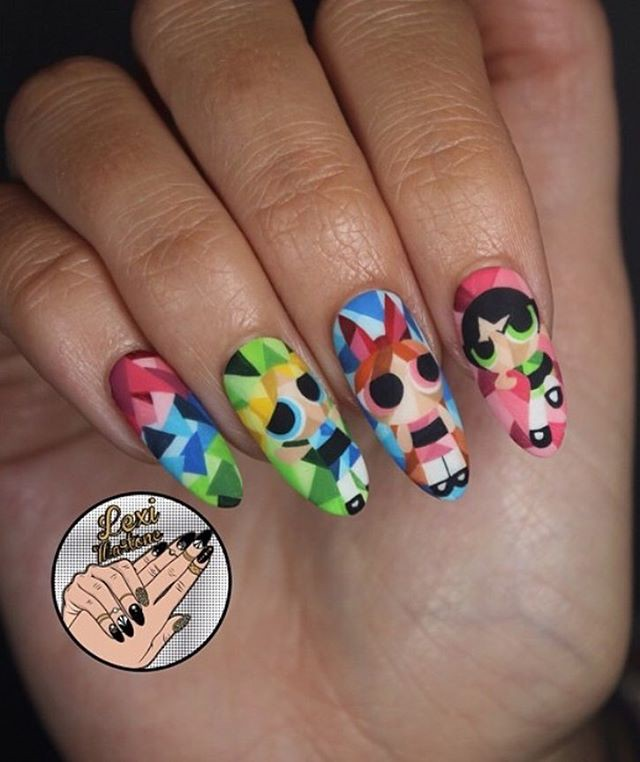 Nail Your Beauty Look On Halloween Wheretoget
