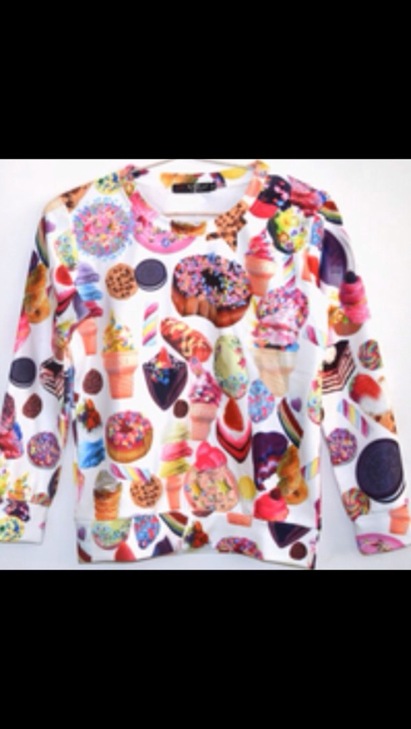 sweater food cool funny
