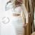 Костюм топ с юбкой (7054) - купить оптом в интернет-магазине женской одежды gepur.com.ua