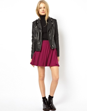 ASOS | ASOS Skater Skirt at ASOS