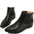 Exquisite Pointed Toe Blocked Heel Ankle Boots - OASAP.com