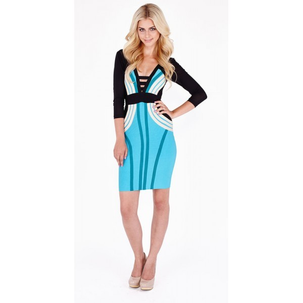 dress bodycon dress bandage dress