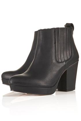 ALEXY Platform Chelsea Boots - Boots  - Shoes  - Topshop