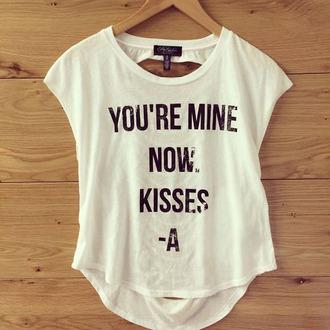 t-shirt pretty little liars ezra -a pll ice ball nail accessories shirt white black pretty little liars