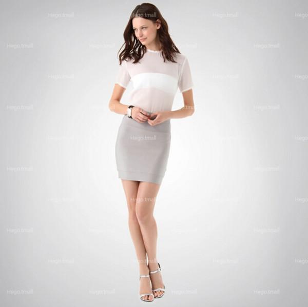 skirt 2014 bandage skirt fashion formal skirt popular skirt
