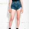 Studded shorts - pop sick vintage