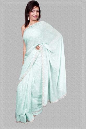 dress brasso zardosi banarasi gargantuan indian bandhani sarees designer bollywood